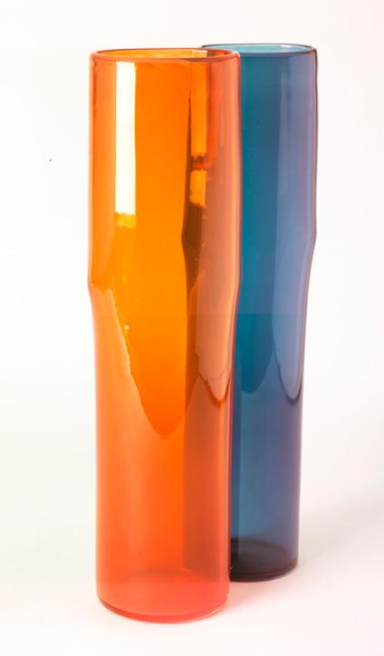 """Torso"" Vasen, H.: 34 cm"
